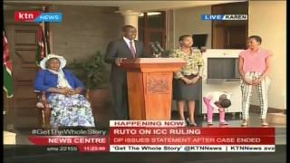 DP Ruto shocks people as he finally narrates what he knows about the 2007 Post Election Violence