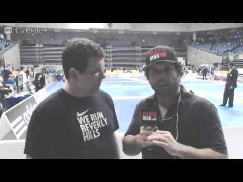 2013 Pan: Interview Marcus Vinicius Di Lucia