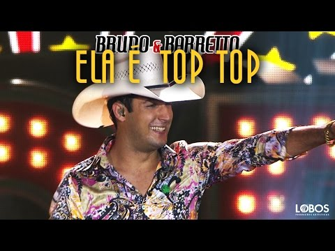 Bruno e Barretto - Ela é Top Top | DVD