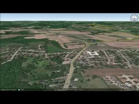 IRONMAN Wisconsin bike course - Sep 9, 2018