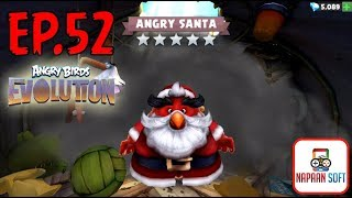 ANGRY BIRDS EVOLUTION - ANGRY SANTA - HATCHING PREMIUM EGGS (RED) - CHRISTMAS TIME EVENT