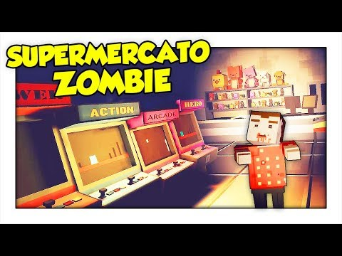 LA RAPINA AL SUPERMERCATO DEGLI ZOMBIE! - Out of Ammo ITA (HTC Vive)