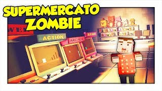 LA RAPINA AL SUPERMERCATO DEGLI ZOMBIE! - Out of Ammo ITA (HTC Vive)