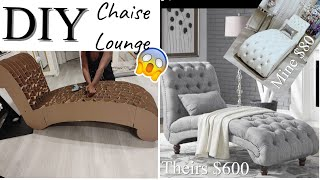 HOW TO TURN TV PACKAGING BOXES INTO A LOUNGE CHAIR! CARDBOARD CHAIR DIY