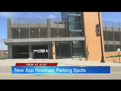 Reserve your parking spot with new pay-by-phone service in Kansas City