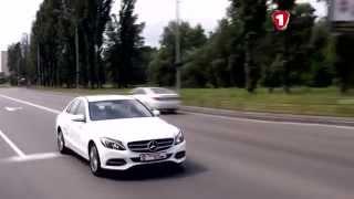"Тест-драйв Mercedes-Benz C-Class W205 1,6 л. Turbo (156 л.с.) 2014 г. ""Первый тест""."