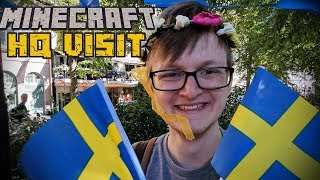 Grian Goes To Sweden (I was invited to Minecraft HQ)