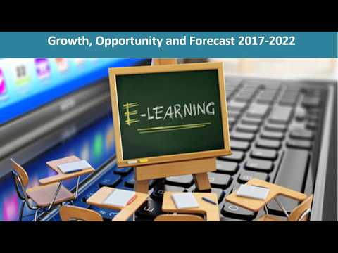 Africa E-Learning Market   Industry Analysis, Size, Trends and Segmentation 2017-2022