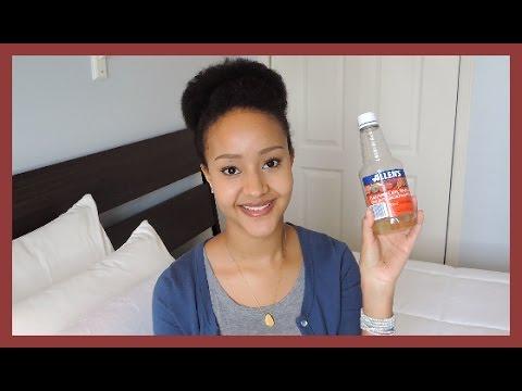 ♡4 façons d'utiliser le vinaigre de cidre de pomme♡ - YouTube