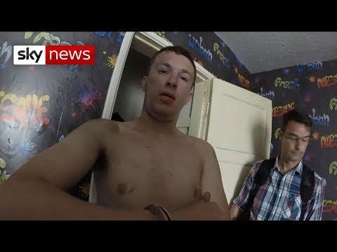 One day of crime: Burglar found hiding in attic