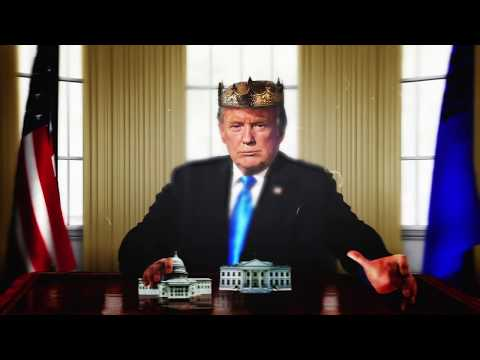 donald-trump-acts-like-he's-a-king