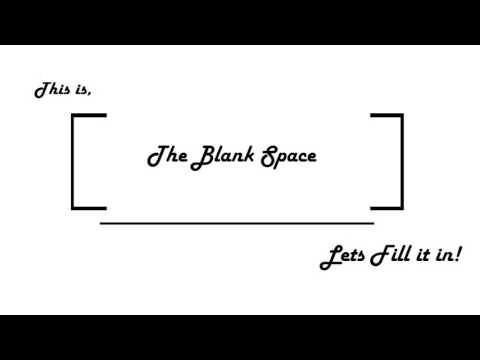 Blank Space Podcast #14 - Blanca Space