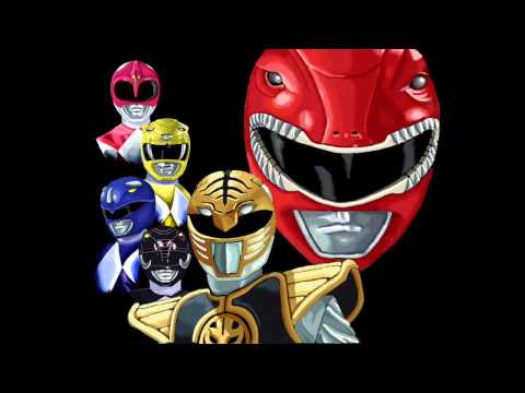 Mighty Morphin Power Rangers - The Rangers Are Back (Rap Beat) - Raisi K.