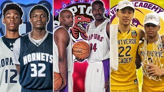 10 NBA Duos You Didn't Know Were Teammates