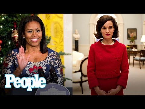 Michelle Obama's Last Holiday Decor, Natalie Portman On Jackie Kennedy | People NOW | People