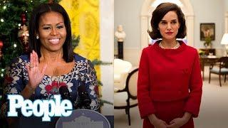 Michelle Obama's Last Holiday Decor, Natalie Portman On Jackie Kennedy | People NOW | People