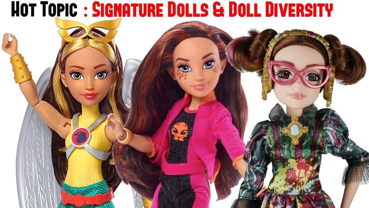 Meninas Super-herói DC Hawk Girl Boneca de moda