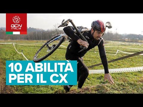 Ciclocross: 10 abilità