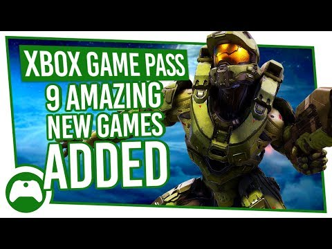 Xbox Game Pass Update: 9 Awesome New Games!