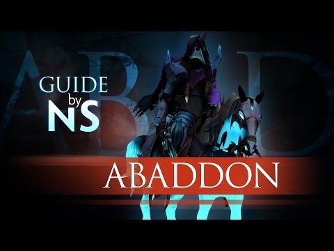 видео: Гайд на Абаддона / abaddon guide