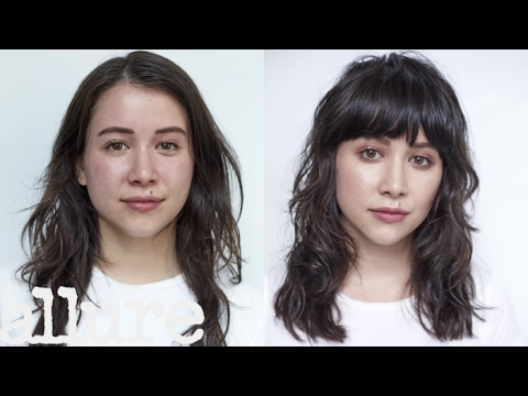 Bold Bangs Transformation | Hairstory Staff Makeover | Allure