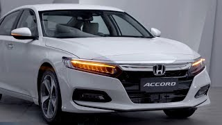 2020 HONDA ACCORD - Changes | Features With Honda Sensing!