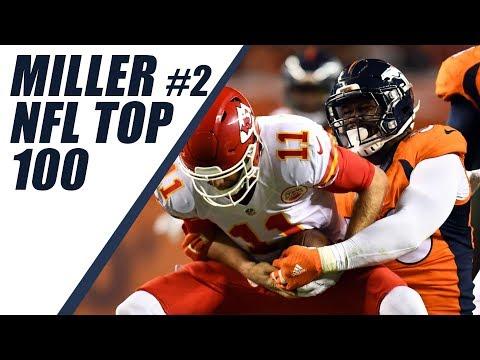 Von Miller #2 on NFL Top 100