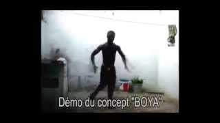 beynaud en demo de  BOYA BOYA DANCE , A BABI C EST GATE