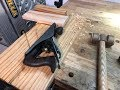 Restoring Talitha Ep 51 - In the Workshop - Making a Shooting Board Full