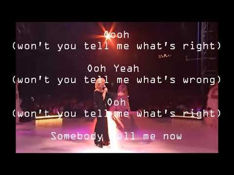 Anita Meyer Why tell me why with lyrics