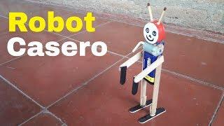 Cómo Hacer un Robot Muy Fácil | Experimentos Caseros