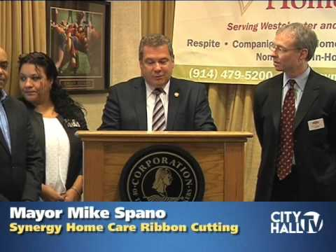 Grand Opening: Synergy Home Care Opens in Yonkers