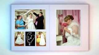 Заставка для Свадебного клипа Михаила и Татьяны