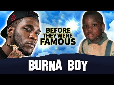 Burna Boy | Before They Were Famous | Biography