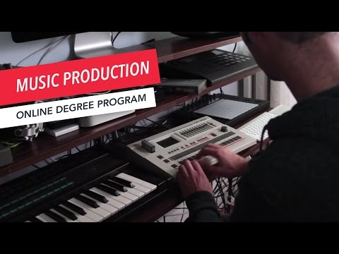 Degree Overview: Music Production