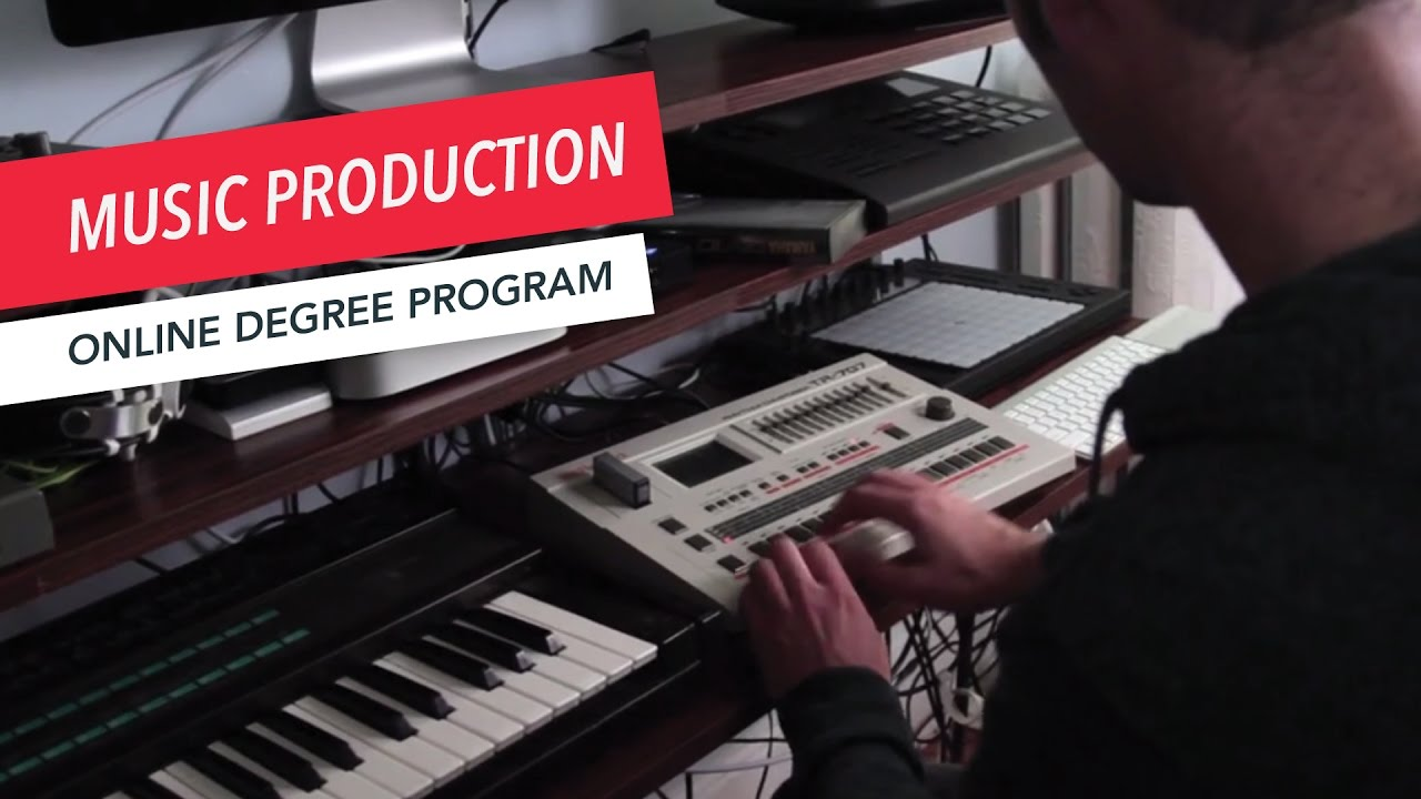 Degree Overview Music Production Youtube