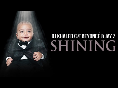 DJ Khaled  Shining ft Beyonce & Jay Z Clean
