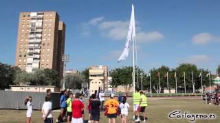 Final de la II Liga Municipal de Atletismo Intercentros