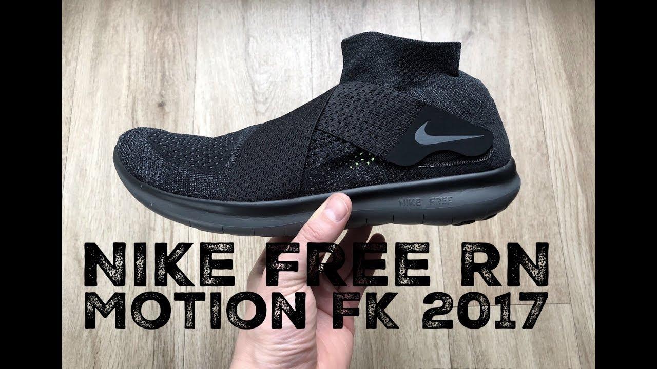 Nike Free RN Motion FK 2017 ˋblack