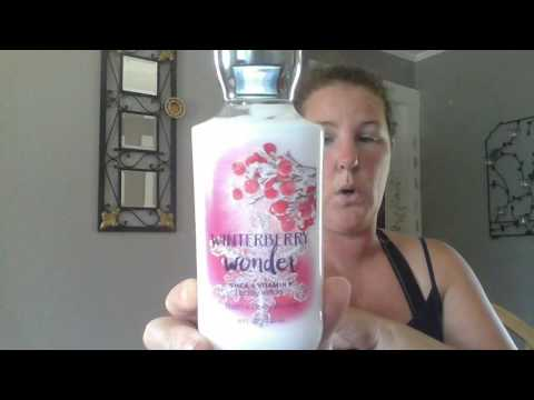 Bath and Body Works collection!!!!!! Body care only!