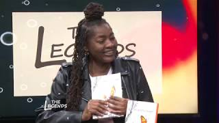TYRONE LOWE INTERVIEWS VERONA WILLIS BROWN ON THE LEGENDS