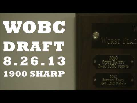 WOBC 13
