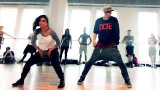 WIGGLE - Jason Derulo Dance Choreography by MattSteffanina (Class Video)