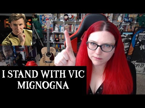 I'M NOT GONNA PUT UP WITH THIS WITCH HUNT! I STAND WITH VIC! EPIC RANT!!
