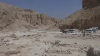 New discoveries in Egypt's Valley of the Kings
