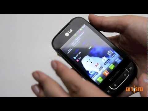 Smartphone LG Optimus Net Dual P698 -Resenha Brasil