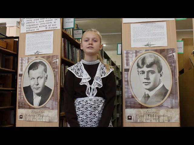 Изображение предпросмотра прочтения – МаринаСтепаненко читает произведение «Зимнее утро» А.С.Пушкина