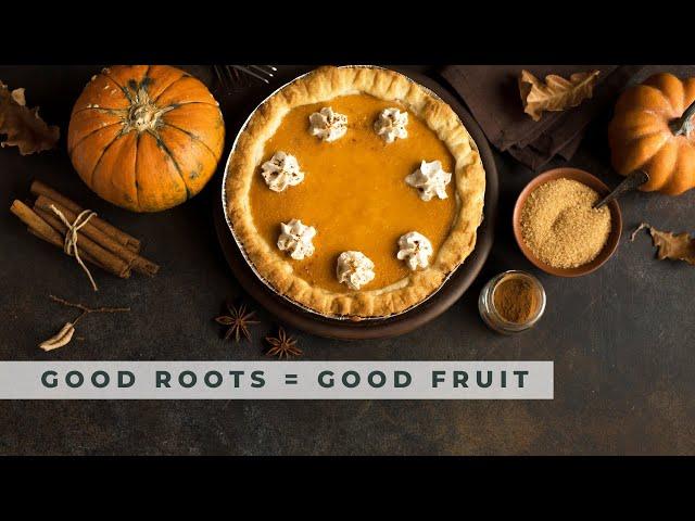 Good Roots = Good Fruit | Pastor Matthew