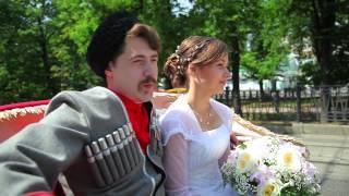 Съемка видео: Казачья свадьба .mpg