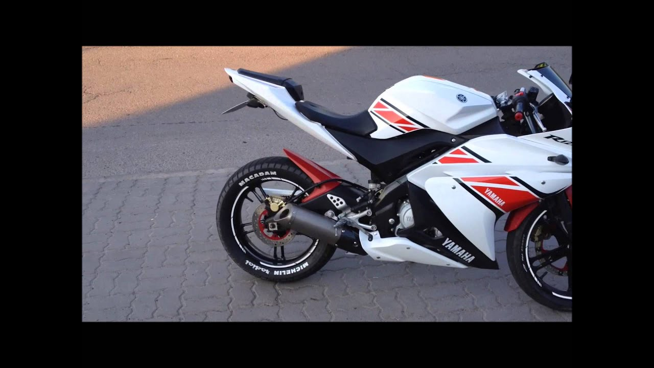 yamaha yzf r125 50th anniversary project by dawdoo from. Black Bedroom Furniture Sets. Home Design Ideas